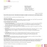 FAPPiT allgemeiner Beschwerdebrief