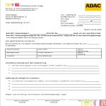 Vorlage Beschwerdebrief an Reiseveranstalter ADAC