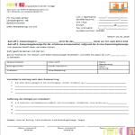 Vorlage Beschwerdebrief an Reiseveranstalter FTI