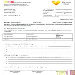 Vorlage Beschwerdebrief an Reiseveranstalter Thomas Cook