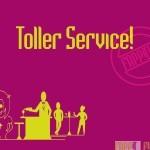 Toller Service, Super Service, Zufrieden mit Service