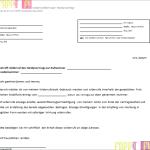 Widerrufsformular Handyvertrag Vorlage